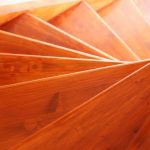 60345608 - fragment spiral stair from house interior